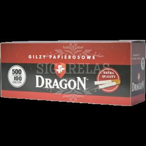 Купить Гильзы Dragon  500 шт в пачке - фото 2