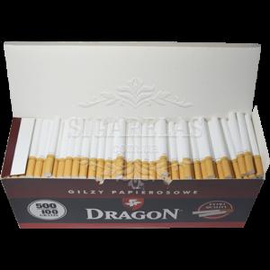 Купить Гильзы Dragon  500 шт в пачке - фото 3