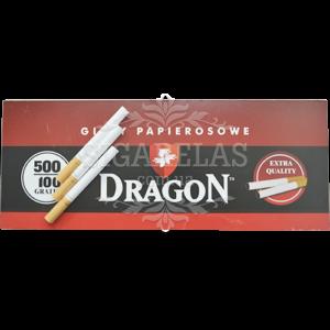 Купить Гильзы Dragon  500 шт в пачке - фото 4