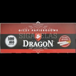Купить Гильзы Dragon  500 шт в пачке - фото 1
