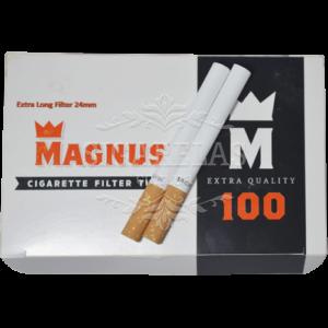 Купить Гильзы Magnus Extra long  100 шт в пачке - фото 1