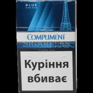 Купить Сигариллы Compliment Blue (синие) 10 блоков - фото 7