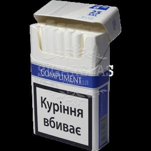 Купить Сигариллы Compliment Blue XXL 25 10 блоков - фото 6