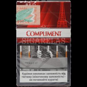 Купить Сигариллы Compliment Red (красные) 1 блок - фото 5