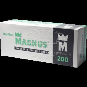 Купить Гильзы Magnus Mentol  200 шт в пачке - фото 2