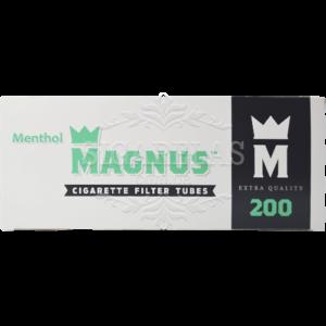 Купить Гильзы Magnus Mentol  200 шт в пачке - фото 4
