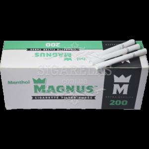 Купить Гильзы Magnus Mentol  200 шт в пачке - фото 6