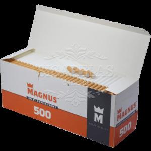 Купить Гильзы Magnus Red  500 шт в пачке - фото 4