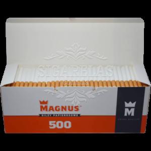 Купить Гильзы Magnus Red  500 шт в пачке - фото 5