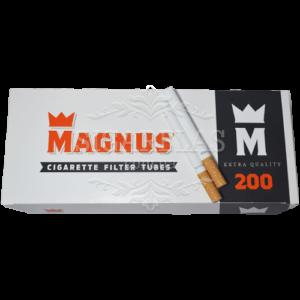 Купить Гильзы Magnus Red  200 шт в пачке - фото 1