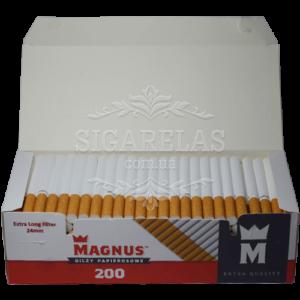 Купить Гильзы Magnus Extra long 200 шт в пачке - фото 5
