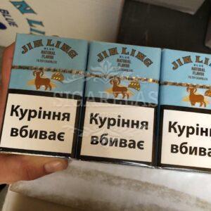 Купить Сигариллы Jin ling Blue 25 блоков